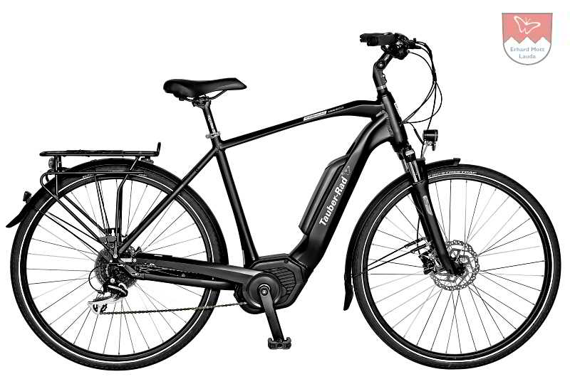 E-Bike Tauber-Rad SPORT Herren | Optional XXL bis 160 kg zGG