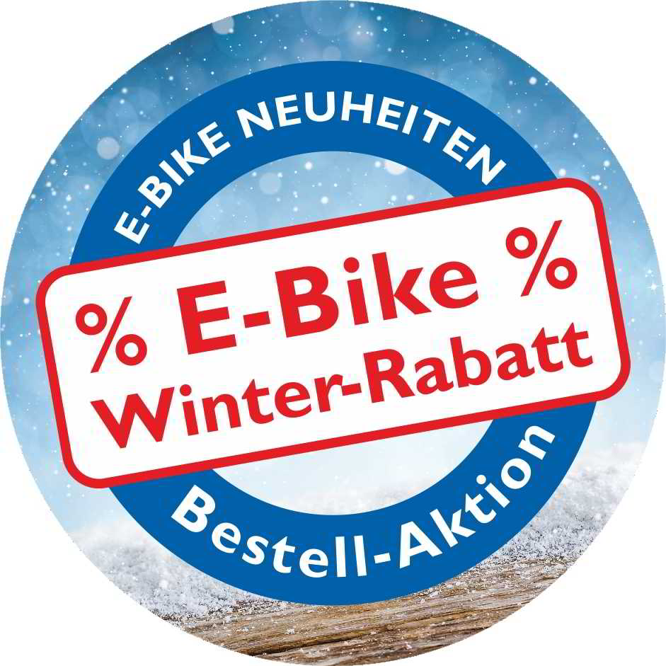 Hier geht's zur E-Bike Winter-Rabatt-Aktion%